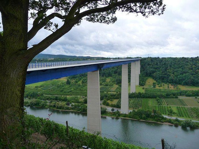 Moseltalbrücke, Winningen