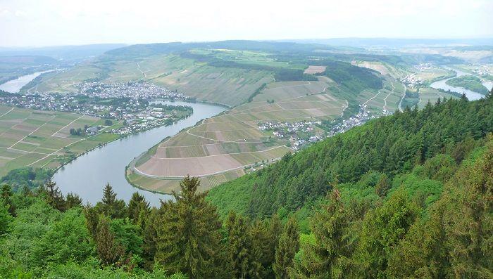 Der Fünf-Seen-Blick bei Detzem.