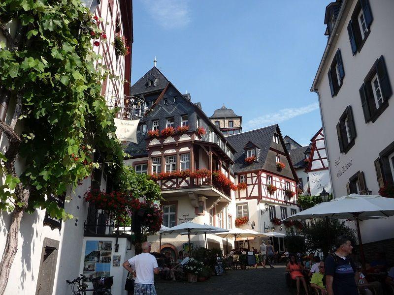 Beilstein, Bachstraße.