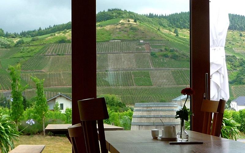 Weingut Longen-Schlöder, Matteo Thun, Aussicht