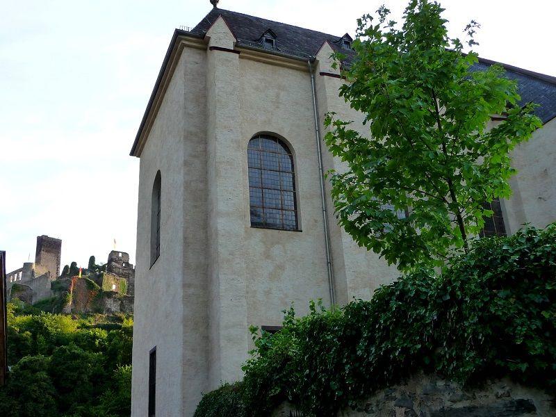 Beilstein, Kloster, Burgruine Metternich