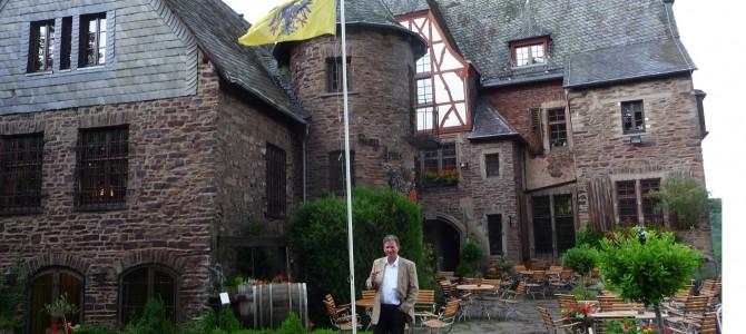 Burg Arras: Jedem seine Kemenate
