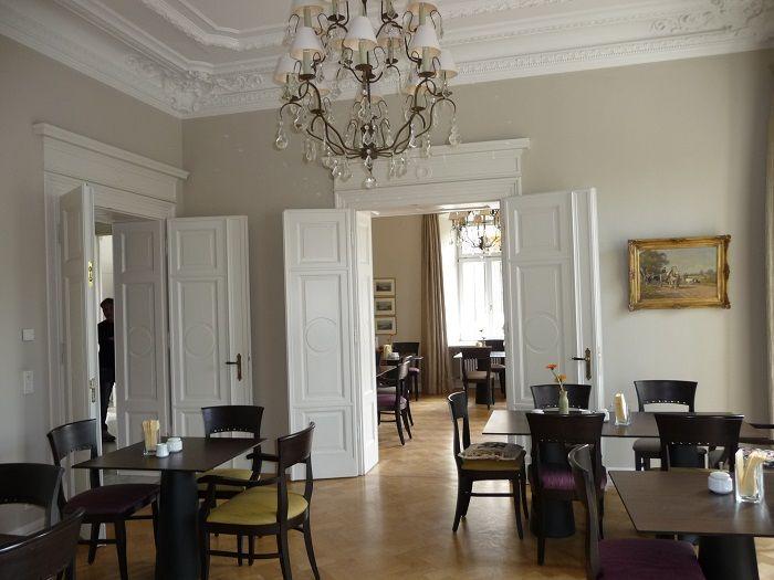 Café K, Bernkastel, Interieur