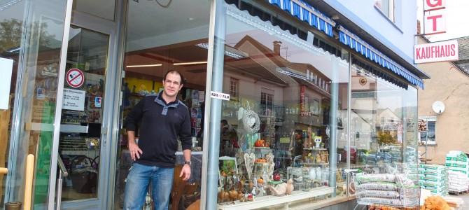 Kaufhaus Vogt: Wunderkammer in Kinderbeuern