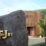 Eingang zum Weingut Regnery.