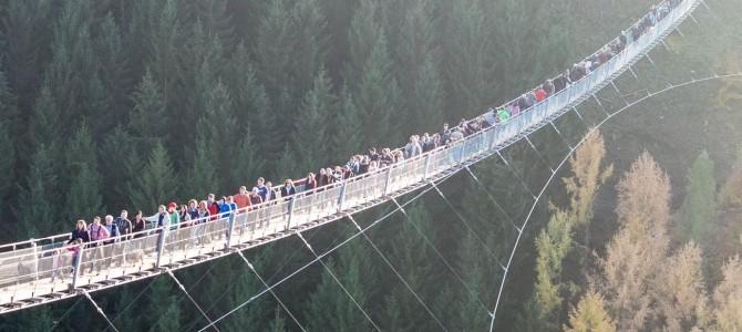 Hängebrücke Geierlay: Über diese Brücke musst du gehen