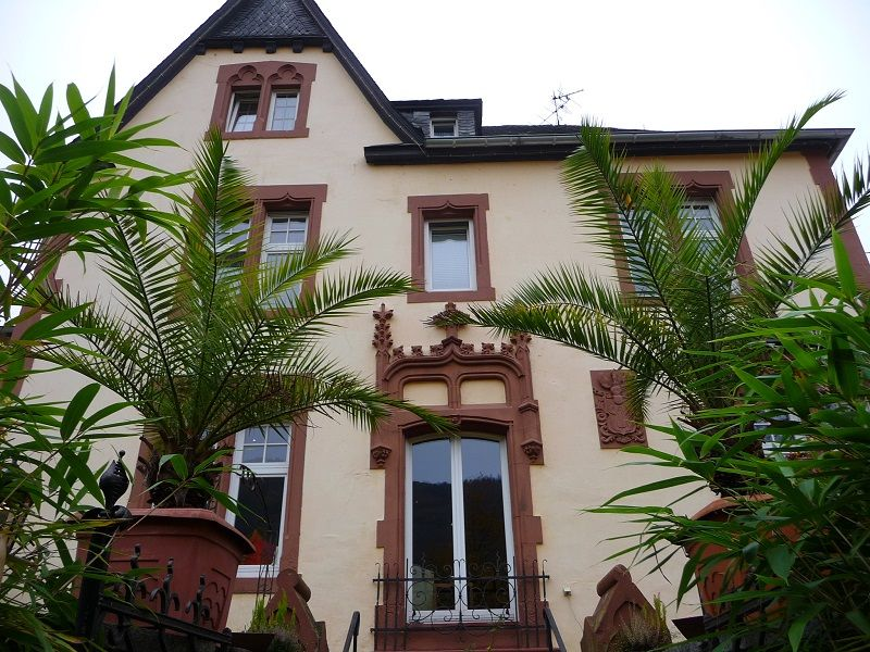 Mosel, Hotel, Reil, Villa Melsheimer, Stammhaus