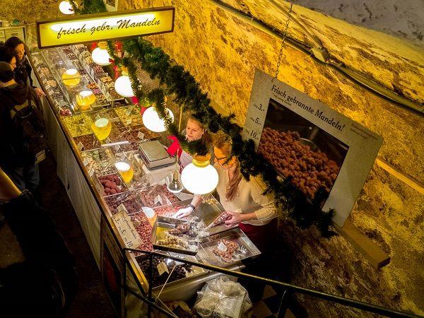 Unterirdischer Weihnachtsmarkt, Traben-Trarbach