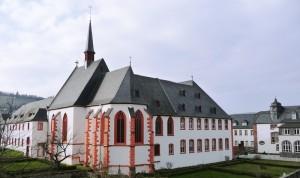 Das St. Nikolaus-Hospital in Bernkastel-Kues.