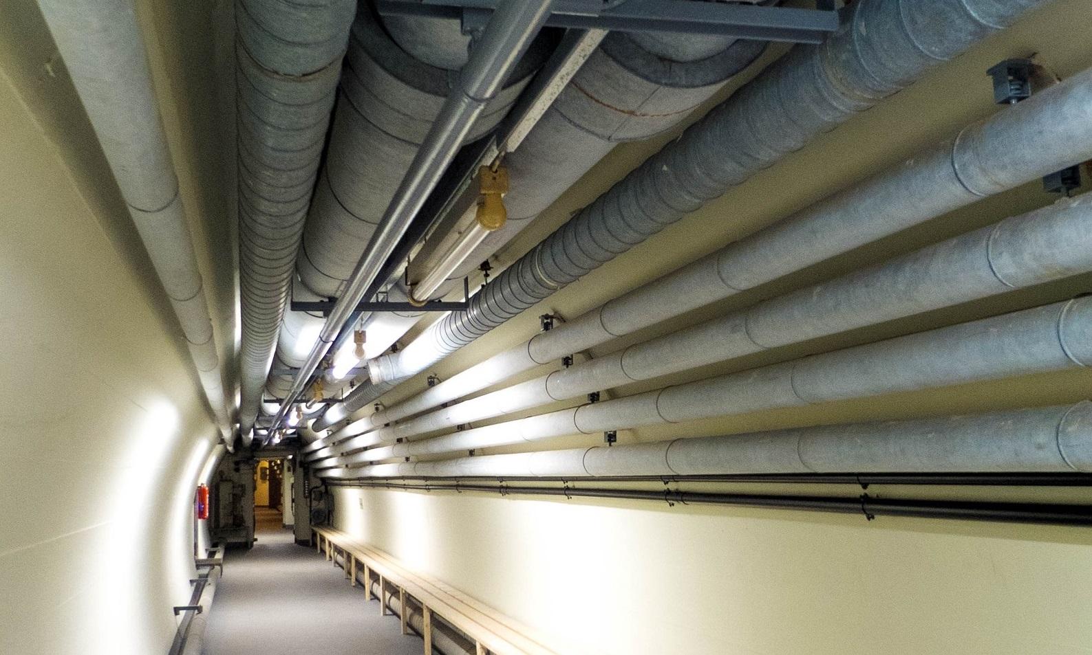 Der Bundesbank-Bunker in Cochem