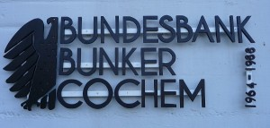 bunker-schild