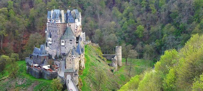 Burg Eltz: Die Schöne vom 500-Mark-Schein