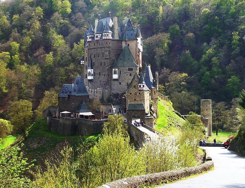 Die Burg Eltz