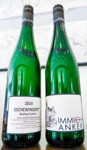 """""""Eschewingert"""" vom Weingut Immich-Anker"""