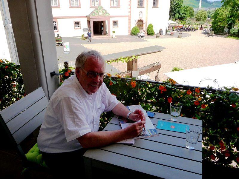Hermann Lewen, Intendant des Mosel Musikfestivals