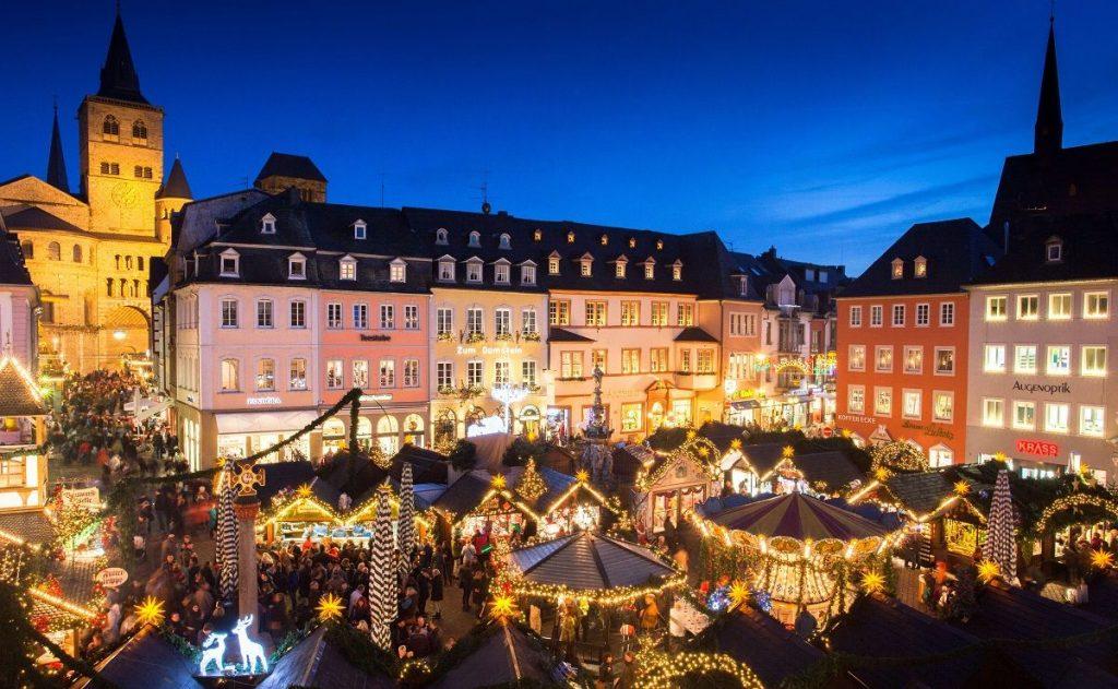 Weihnachtsmärkte Mosel, Trier, Dom