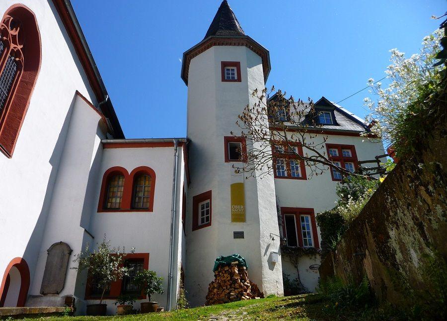 Mosel-Camino, Pilgerherberge, Traben-Trarbach.