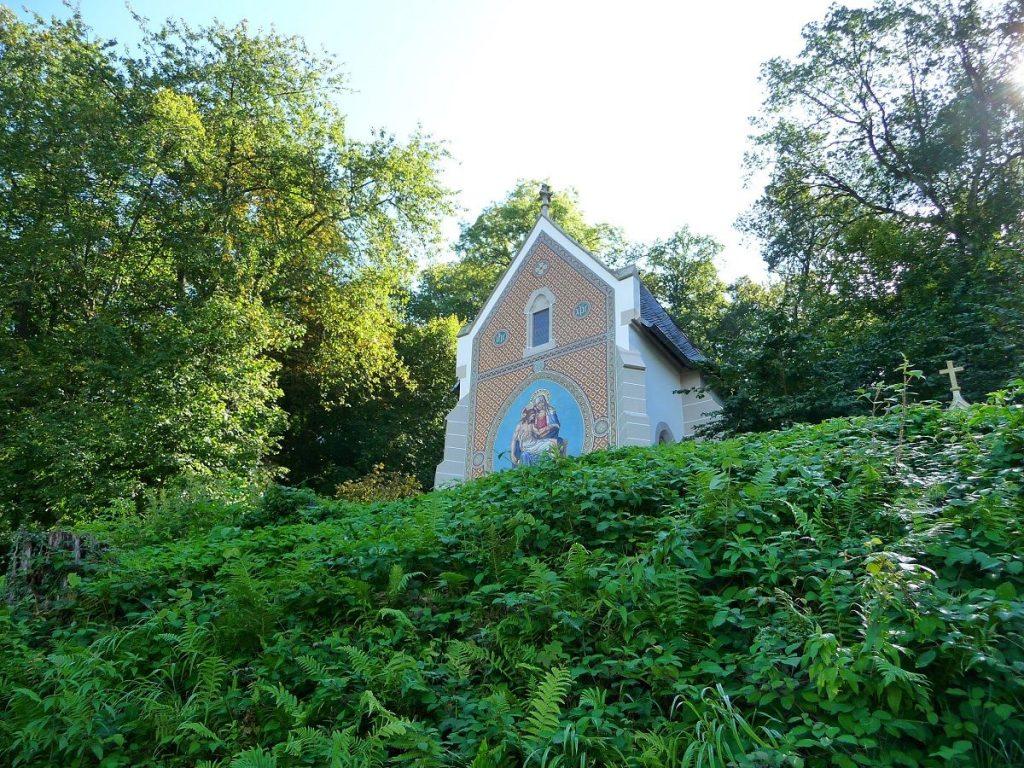 Mosel, Bernkaste, wandern, St.Anna-Kapelle