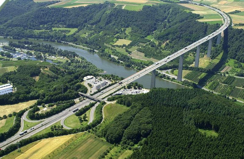 Autobahnbrücke Winningen