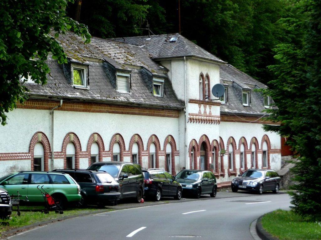 Bad Wildstein, Trarbach, Badehaus