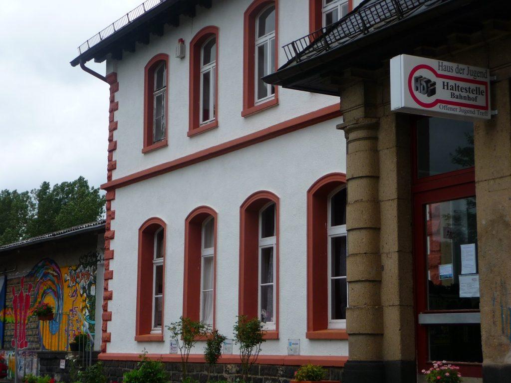 Eifel, Bahnhof Daun