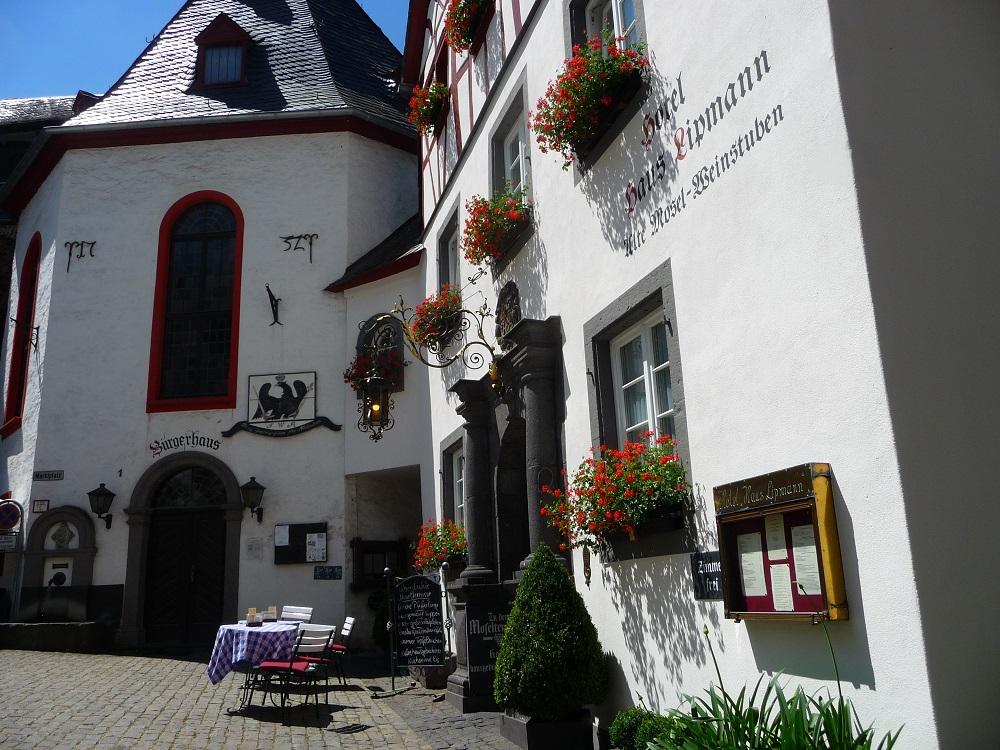 Beilstein, historischer Marktplatz