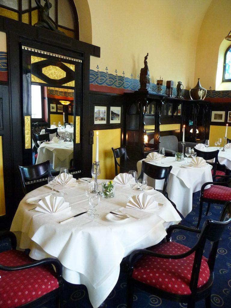 Restaurants, Hotel Bellevue, Traben-Trarbach, Stübchen