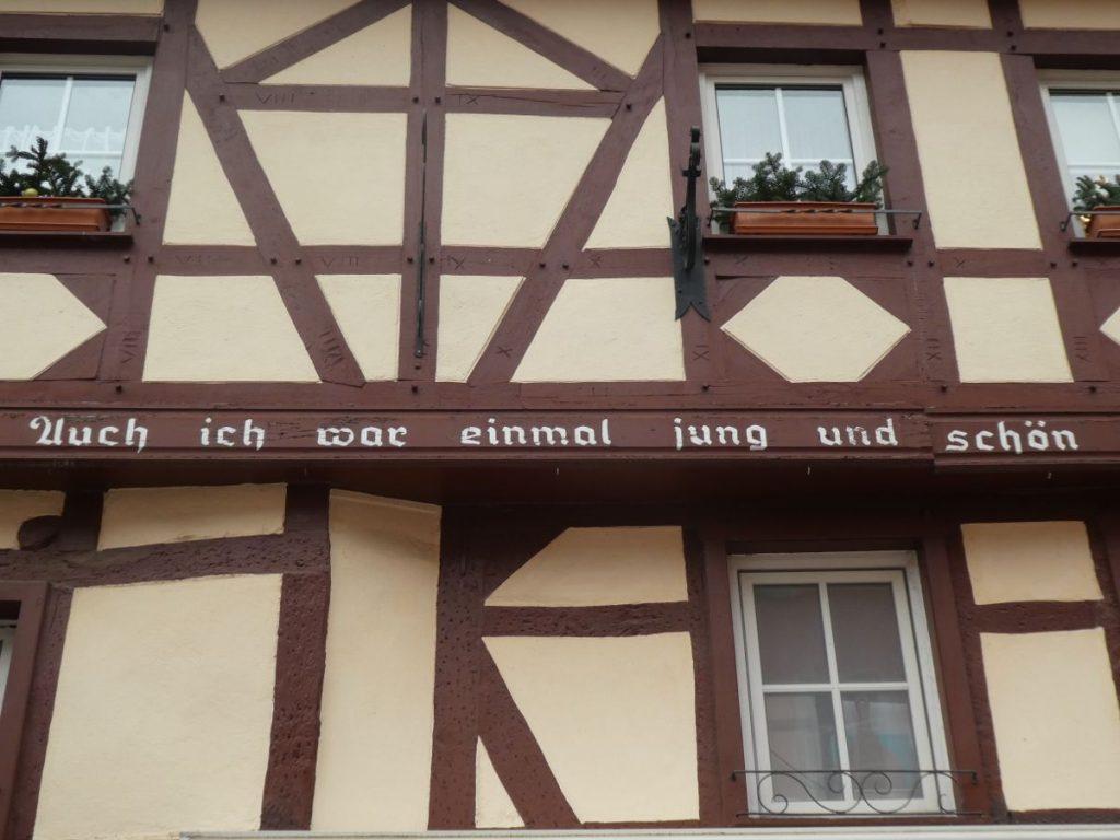 Bernkastel-Kues, Altstadt, Fachwerkhaus