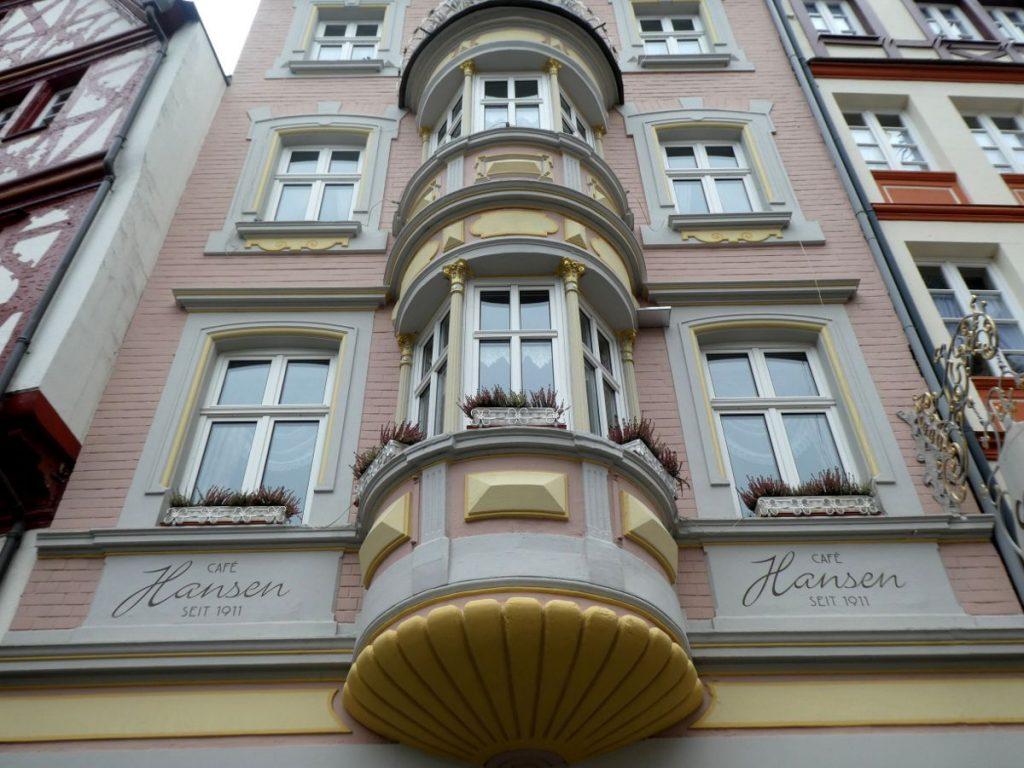 Bernkastel-Kues, Marktplatz Café Hansen