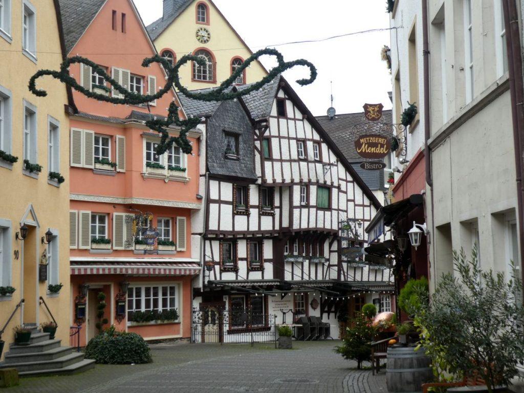 Bernkastel, Altstadt, Alter Klosterhof