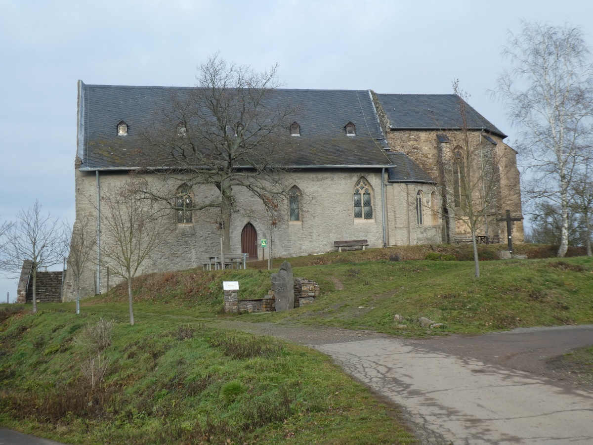 Bleidenberg, Kirche, Oberfell
