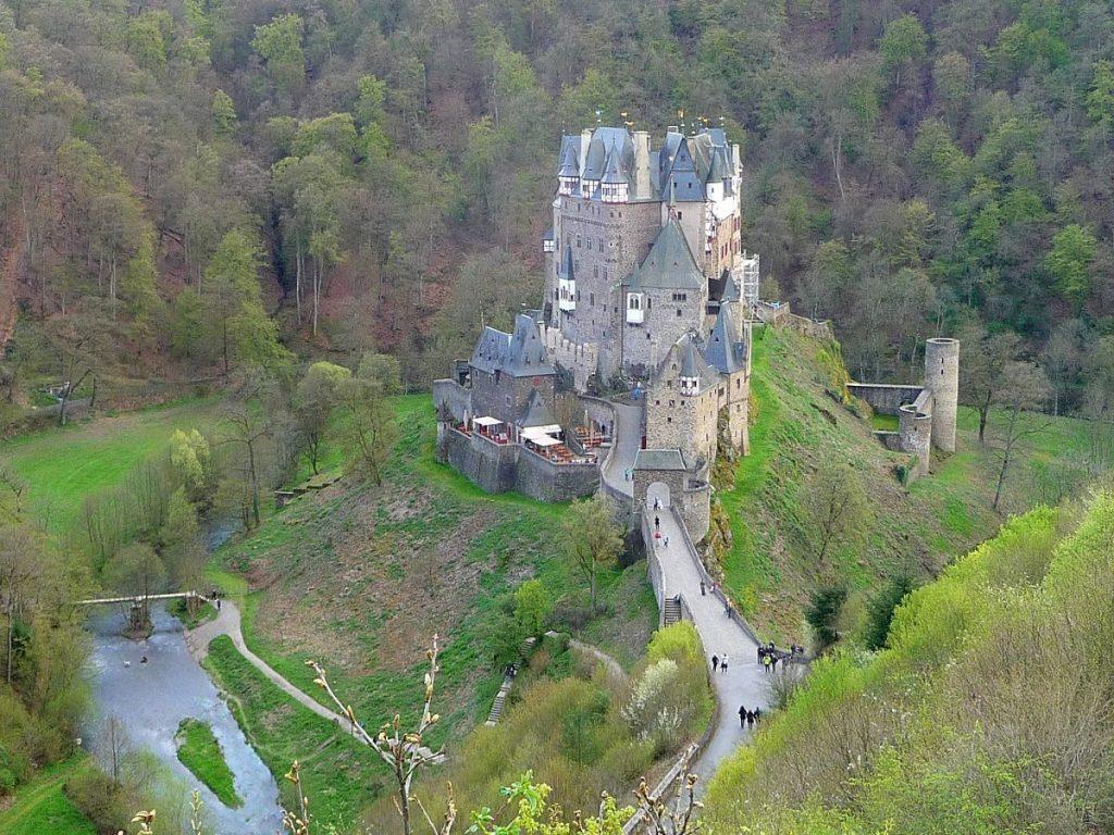 Burg Eltz, Sehenswertes, Eifel