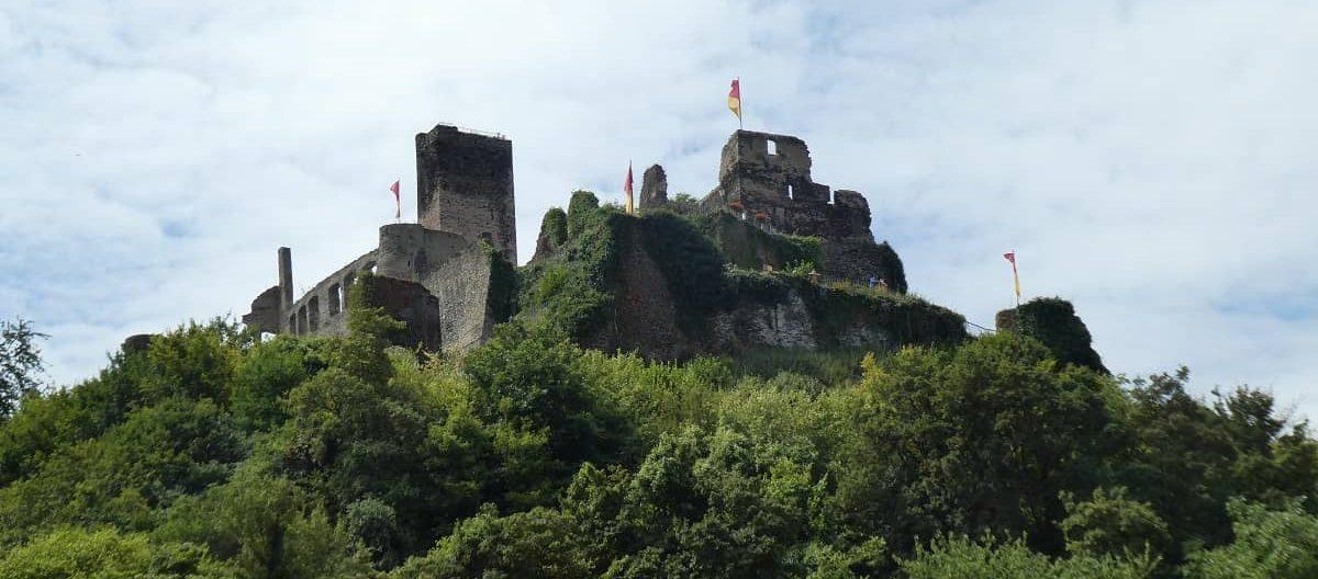 Burg Metternich: Zum Herrschen geeignet