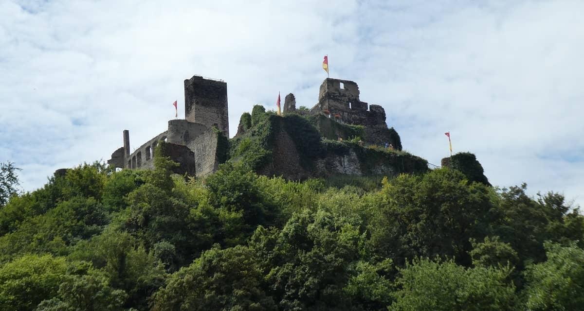 So viel Mittelalter steckt in der Burg Metternich