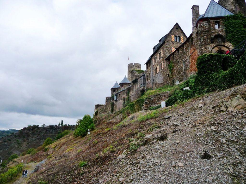 Burg Thurant, Moselorte, Alken