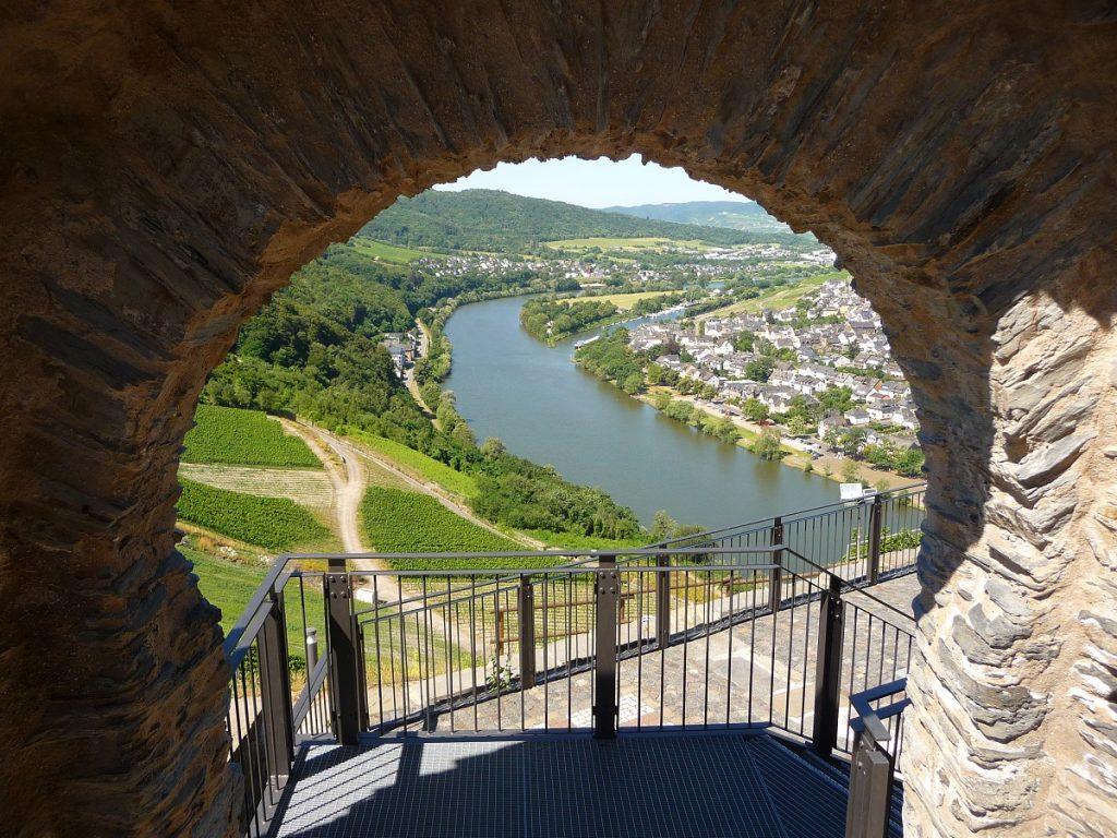 Burg Landshut, Bernkastel
