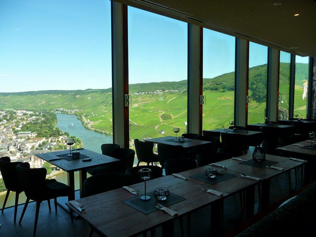 Burg Landshut, Restaurant; Bernkastel