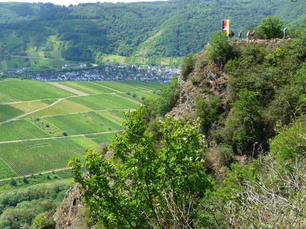 Mosel, wandern, Calmont-Höhenweg