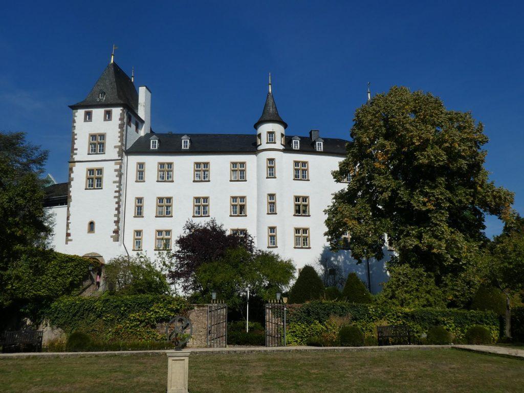 Restaurants, Sterneküche, Schloss Berg, Bau