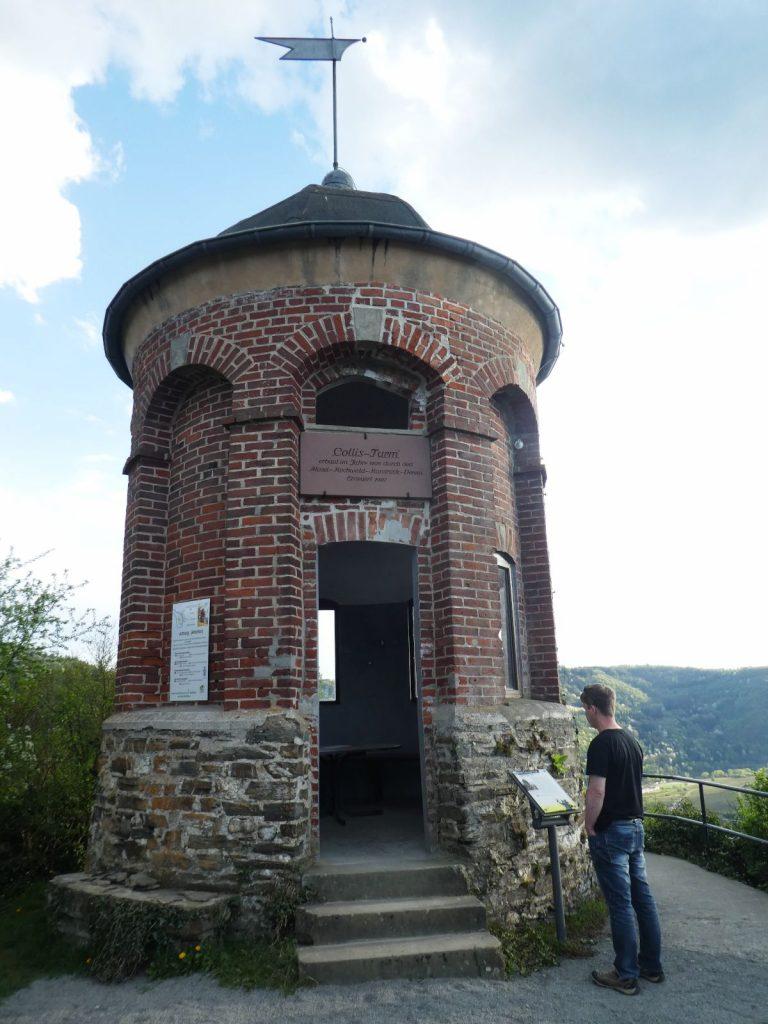 Collis Turm, Zell, Mosel, Aussichtstürme Mosel