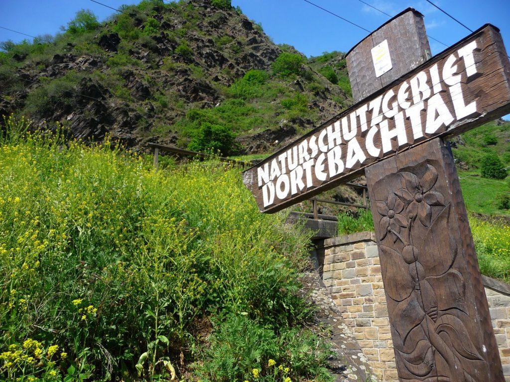 Dortebachtal, Naturschutzgebiet