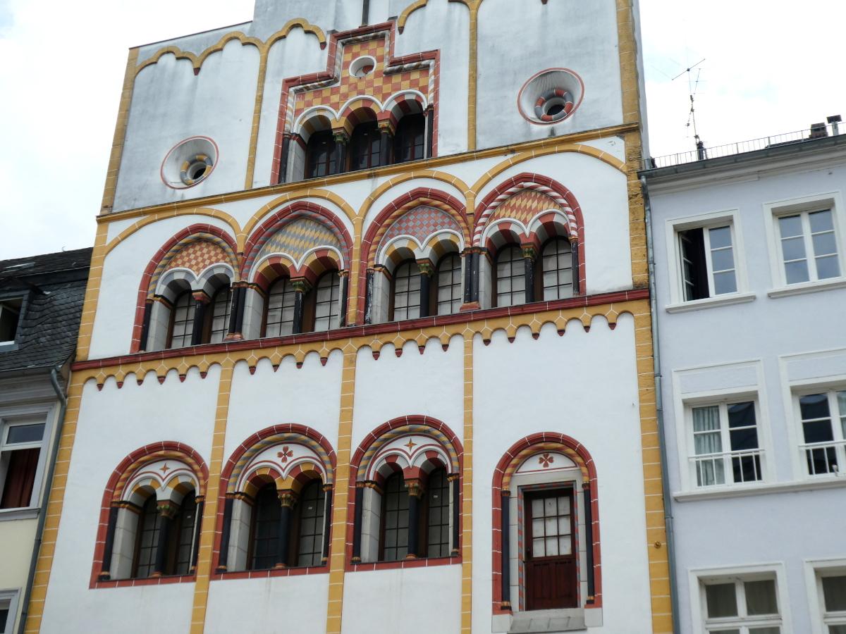 Dreikönigenhaus, Trier