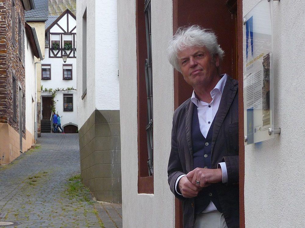 Norbert Krötz, Ediger