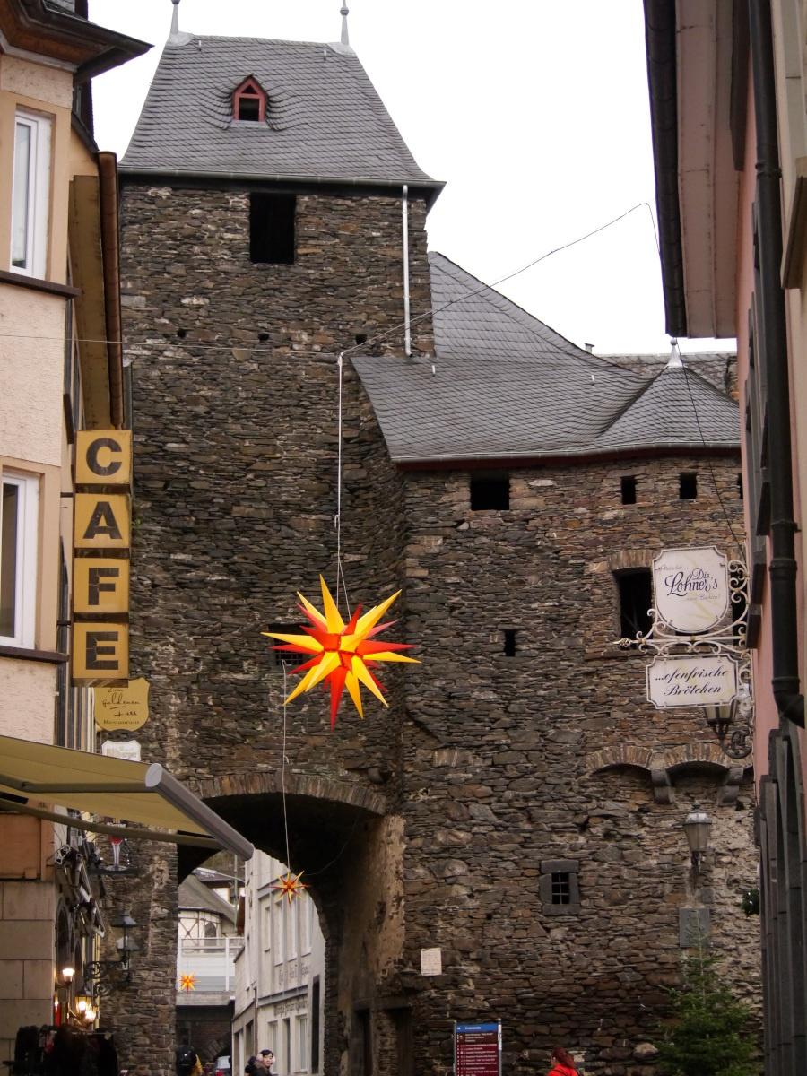 Cochem, Altstadt, Enderttor
