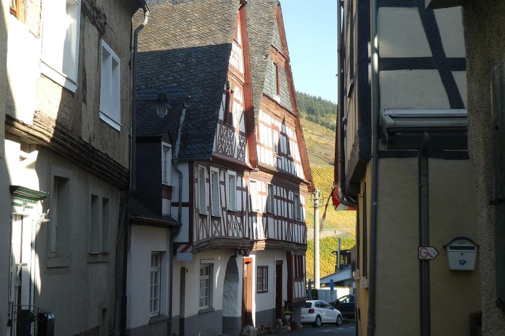 Enkirch, Fachwerk