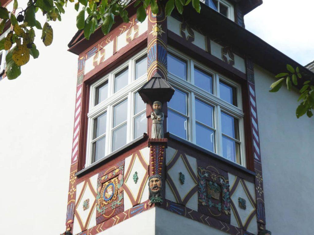 Pünderich, Fachwerkhaus
