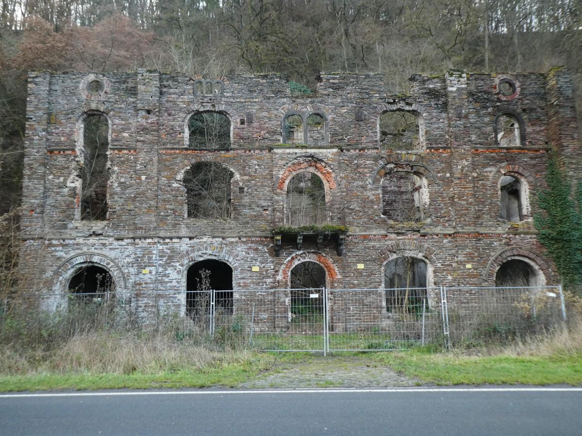 Brauer-Ruine, Mesenich, Wohnhaus