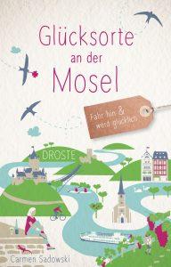 Glücksorte, Mosel, Buch, Cover