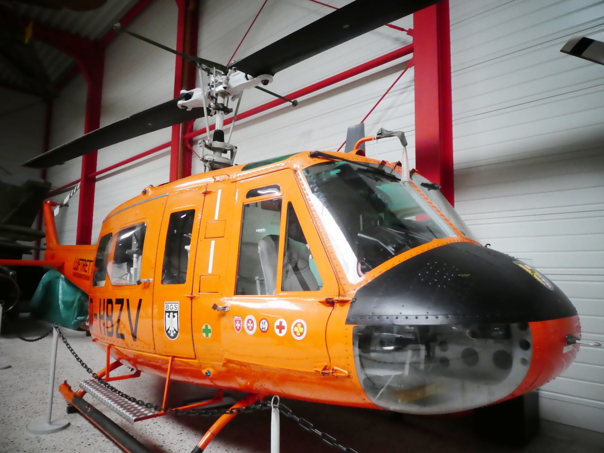 Helikopter, Wittlich, Hermeskeil