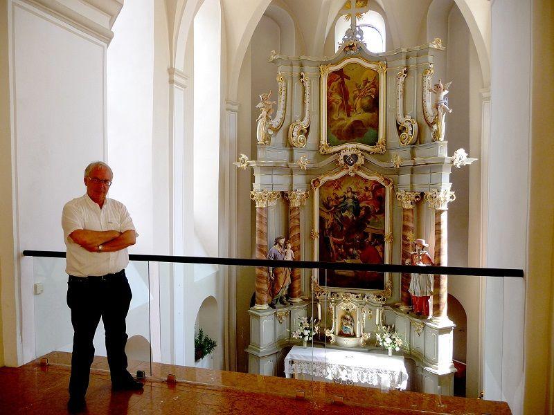 Hermann Lewen, Intendant Mosel Musikfestival